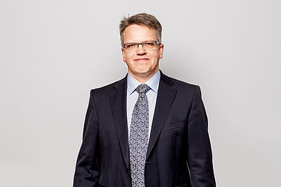 Chief Financial Officer, Stephan Itter