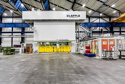 LÄPPLE AUTOMOTIVE, Transferpresse